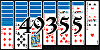 Solitaire №49355