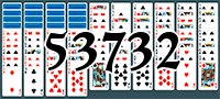Solitaire №53732