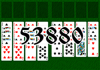Solitaire №53880