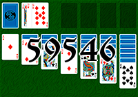 Solitaire №59546