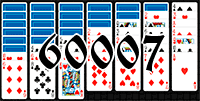 Solitaire №60007