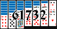 Solitaire №61732