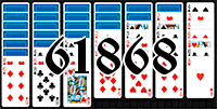 Solitaire №61868