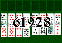 Solitaire №61928