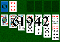 Solitaire №61942