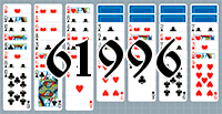 Solitaire №61996