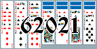 Solitaire №62021