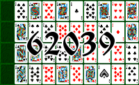 Solitaire №62039
