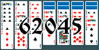 Solitaire №62045