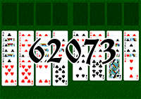 Solitaire №62073