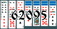 Solitaire №62095
