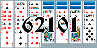 Solitaire №62101