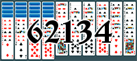 Solitaire №62134
