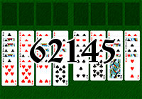 Solitaire №62145