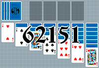 Solitaire №62151
