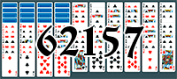 Solitaire №62157