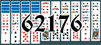 Solitaire №62176