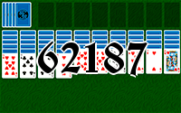 Solitaire №62187