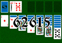 Solitaire №62615