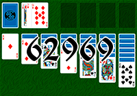Solitaire №62969
