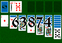 Solitaire №63874