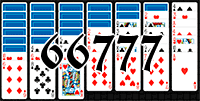 Solitaire №66777