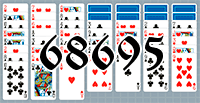Solitaire №68695