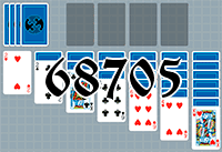 Solitaire №68705