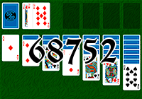 Solitaire №68752