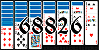 Solitaire №68826
