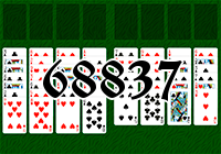Solitaire №68837