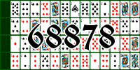 Solitaire №68878