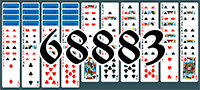 Solitaire №68883