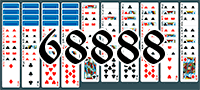 Solitaire №68888