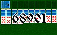 Solitaire №68901