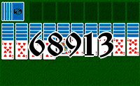 Solitaire №68913