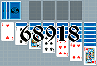 Solitaire №68918