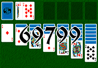 Solitaire №69799