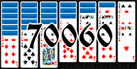 Solitaire №70060