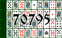 Solitaire №70795