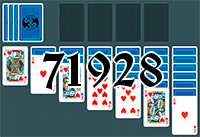 Solitaire №71928
