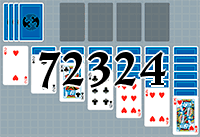 Solitaire №72324