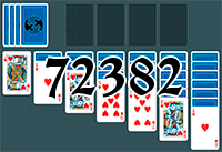 Solitaire №72382