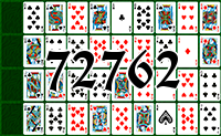 Solitaire №72762