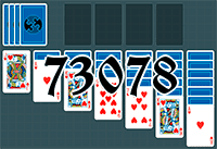 Solitaire №73078