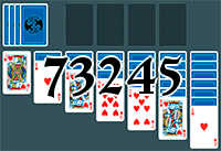 Solitaire №73245