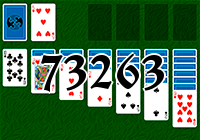 Solitaire №73263