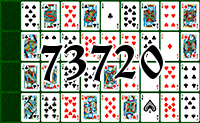 Solitaire №73720