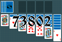 Solitaire №73802