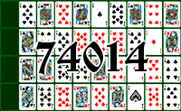 Solitaire №74014